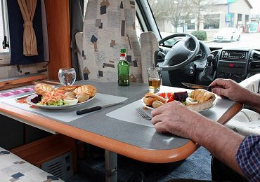 A Guide to RV Food Prep and Storage