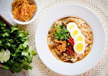 Top 5 Must-try foods in Myanmar